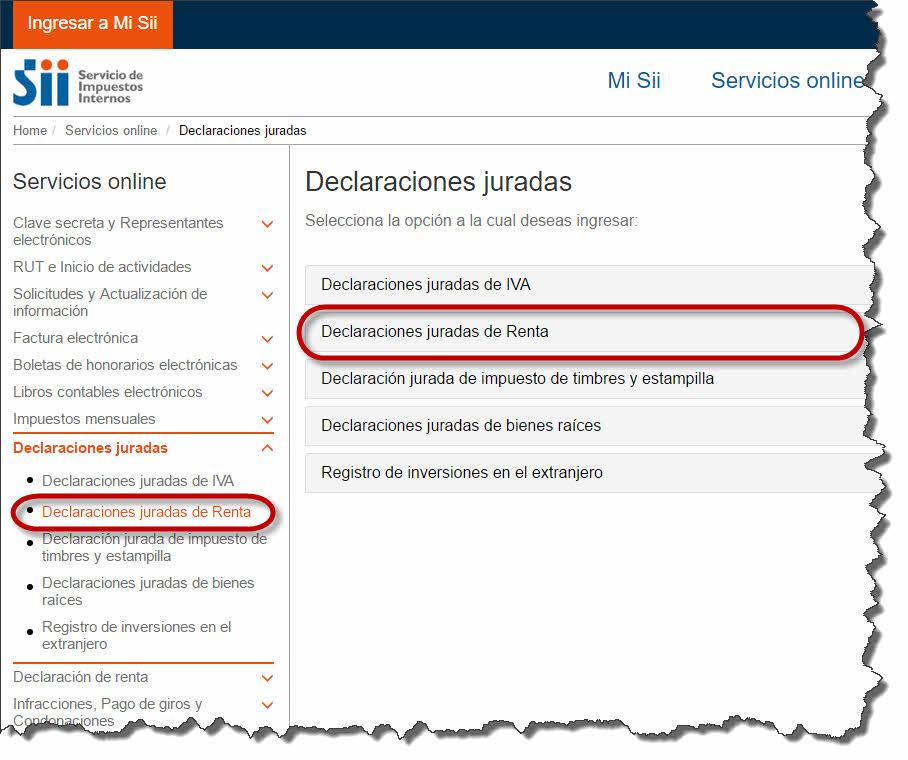 Software de Contabilidad - Envio DDJJ 1879 1887 paso 2